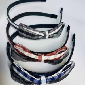 Rubber Hairband Pack of 1 (Multi Colour)